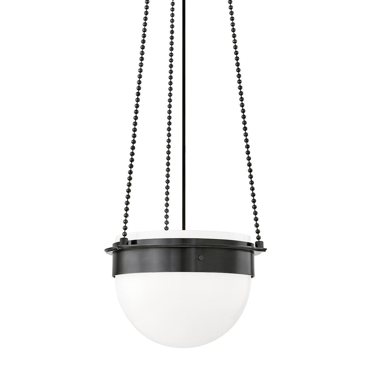 Hudson Valley Lighting Silo 14 Inch Large Pendant Silo - 7715-OB - Transitional