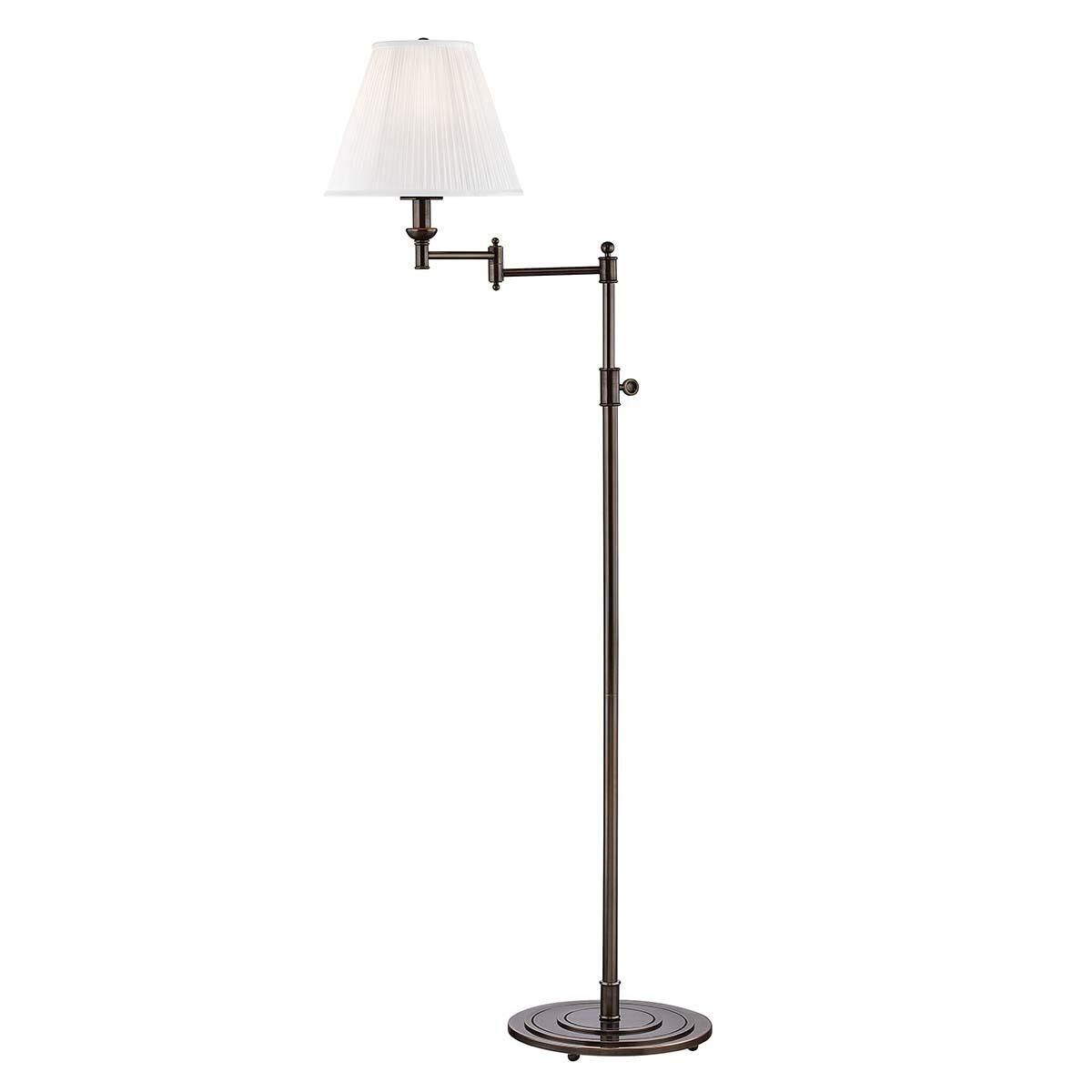 Hudson Valley Lighting Mark D. Sikes Signature No. 1 57 Inch Floor Lamp Signature No. 1 - MDSL601-DB - Transitional