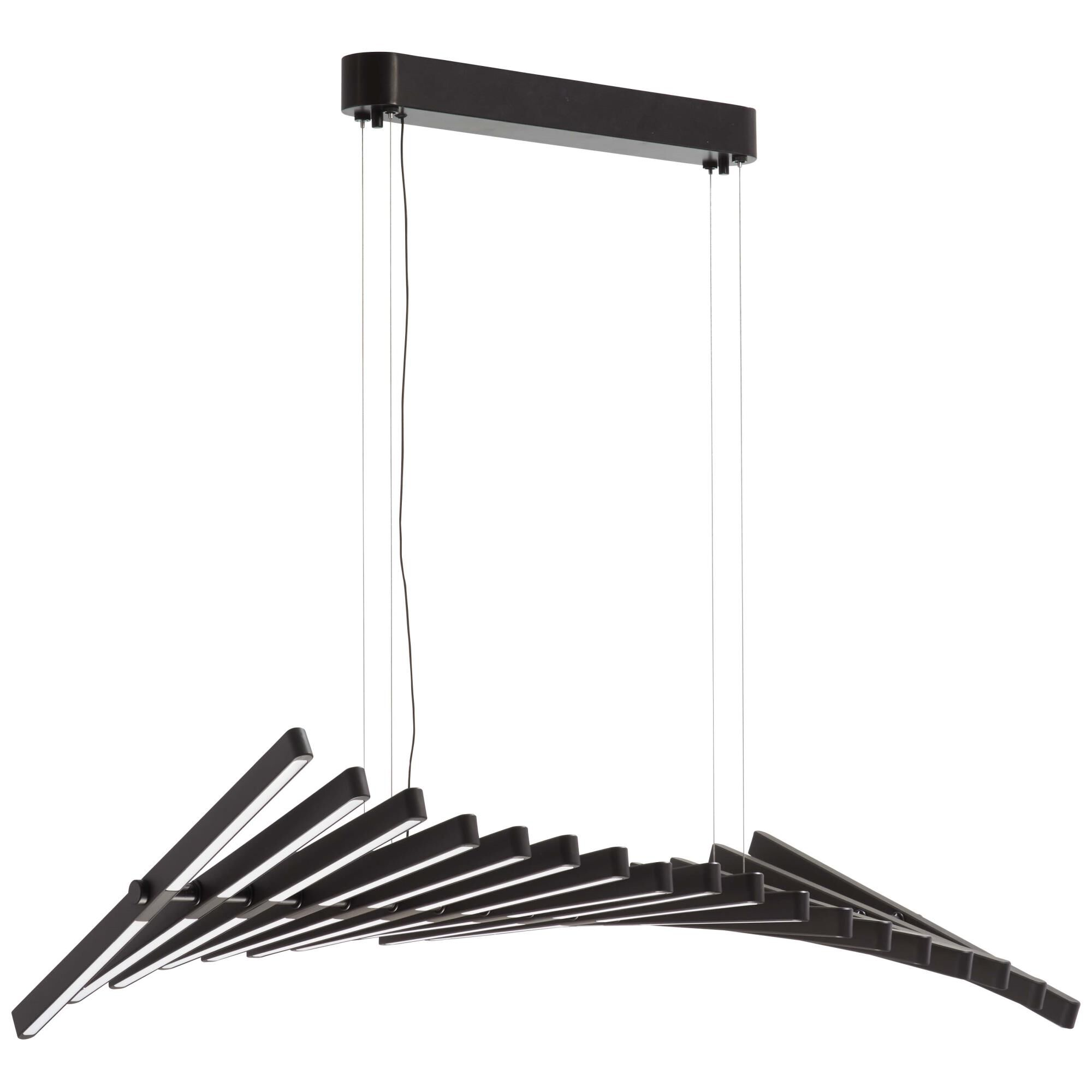 Kovacs Stake Out 34 Inch Led Large Pendant Stake Out - P1157-675-l - Modern Contemporary