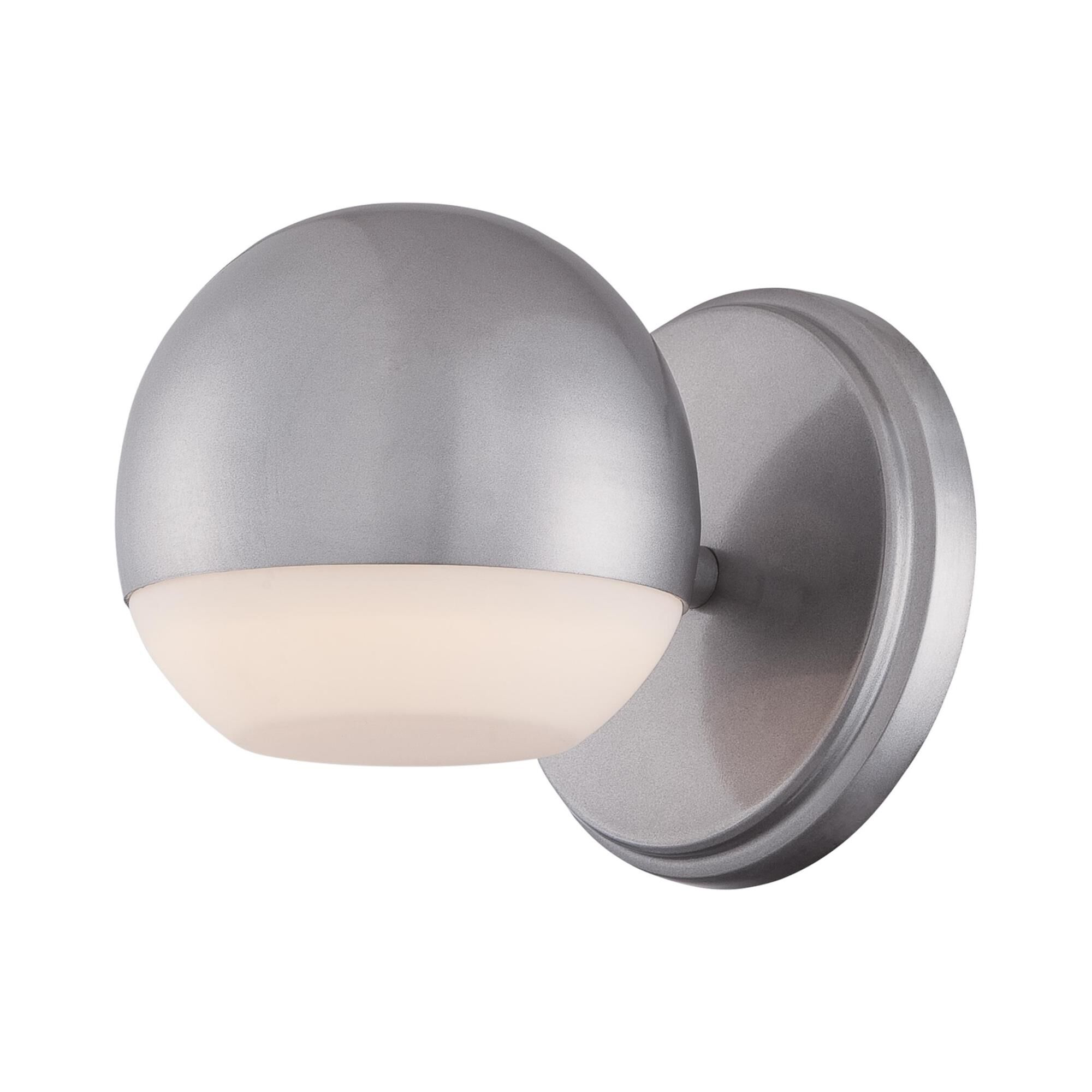 Kovacs Droplet 5 Inch Tall 1 Light Led Outdoor Wall Light Droplet - P1229-566-l