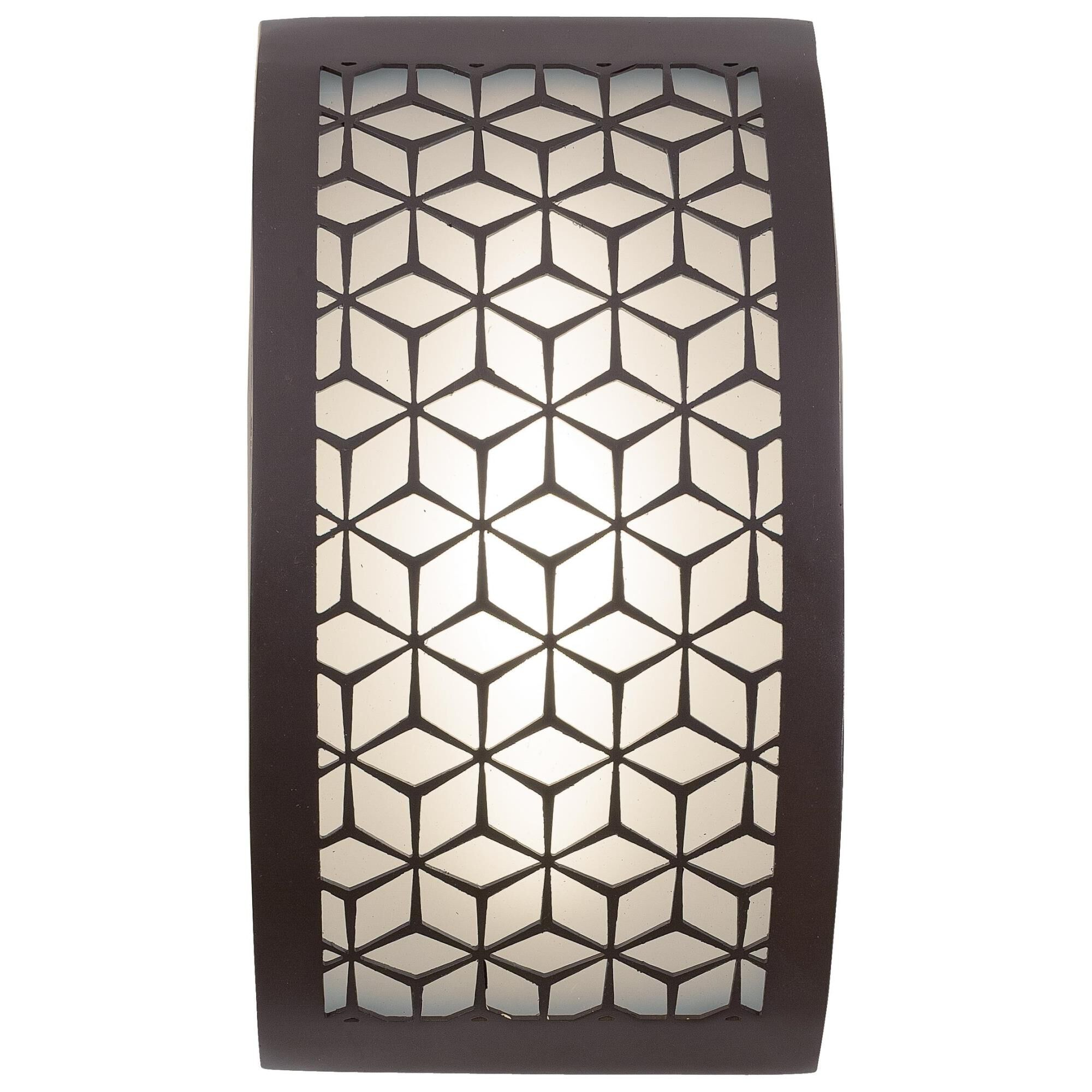 Kovacs Copula 9 Inch Tall 1 Light Led Outdoor Wall Light Copula - P1238-246-l - Art Deco
