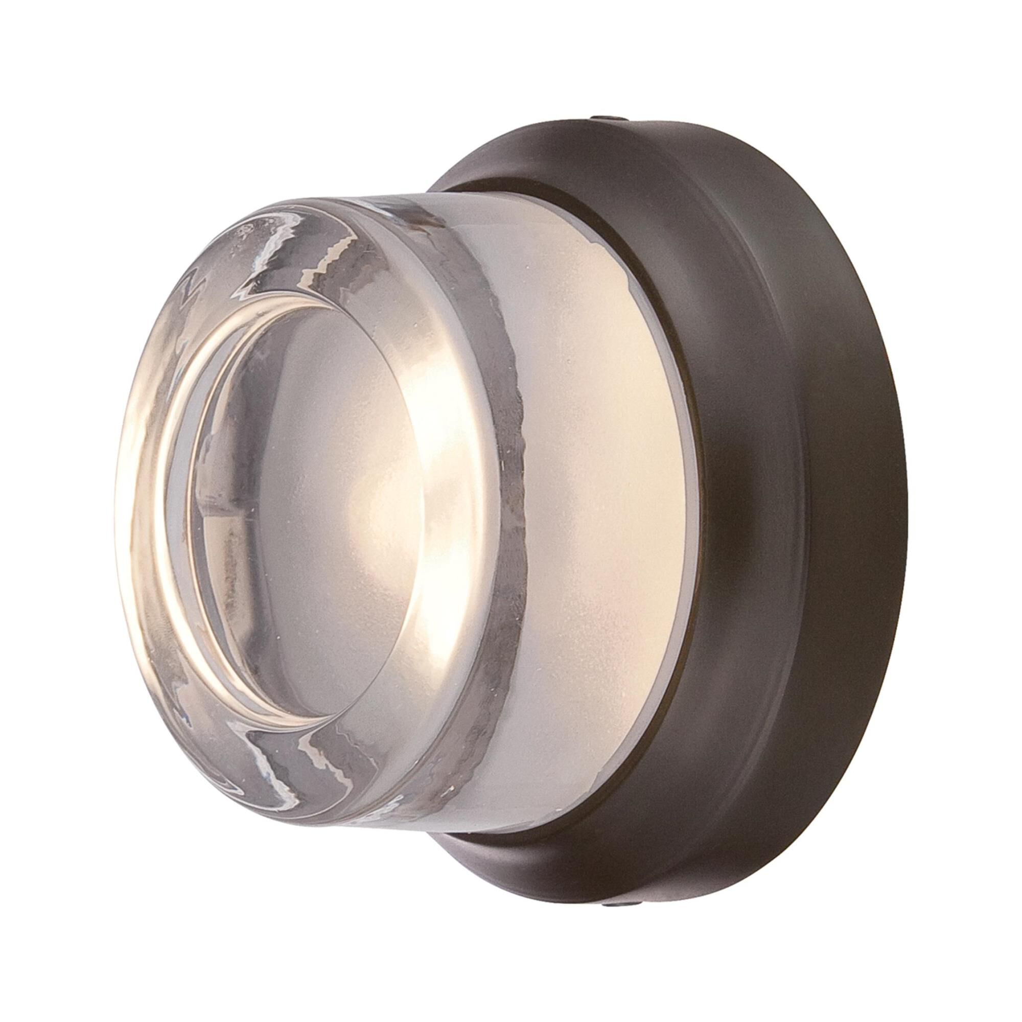 Kovacs Comet 5 Inch Tall 1 Light Led Outdoor Wall Light Comet - P1240-143-l - Nautical