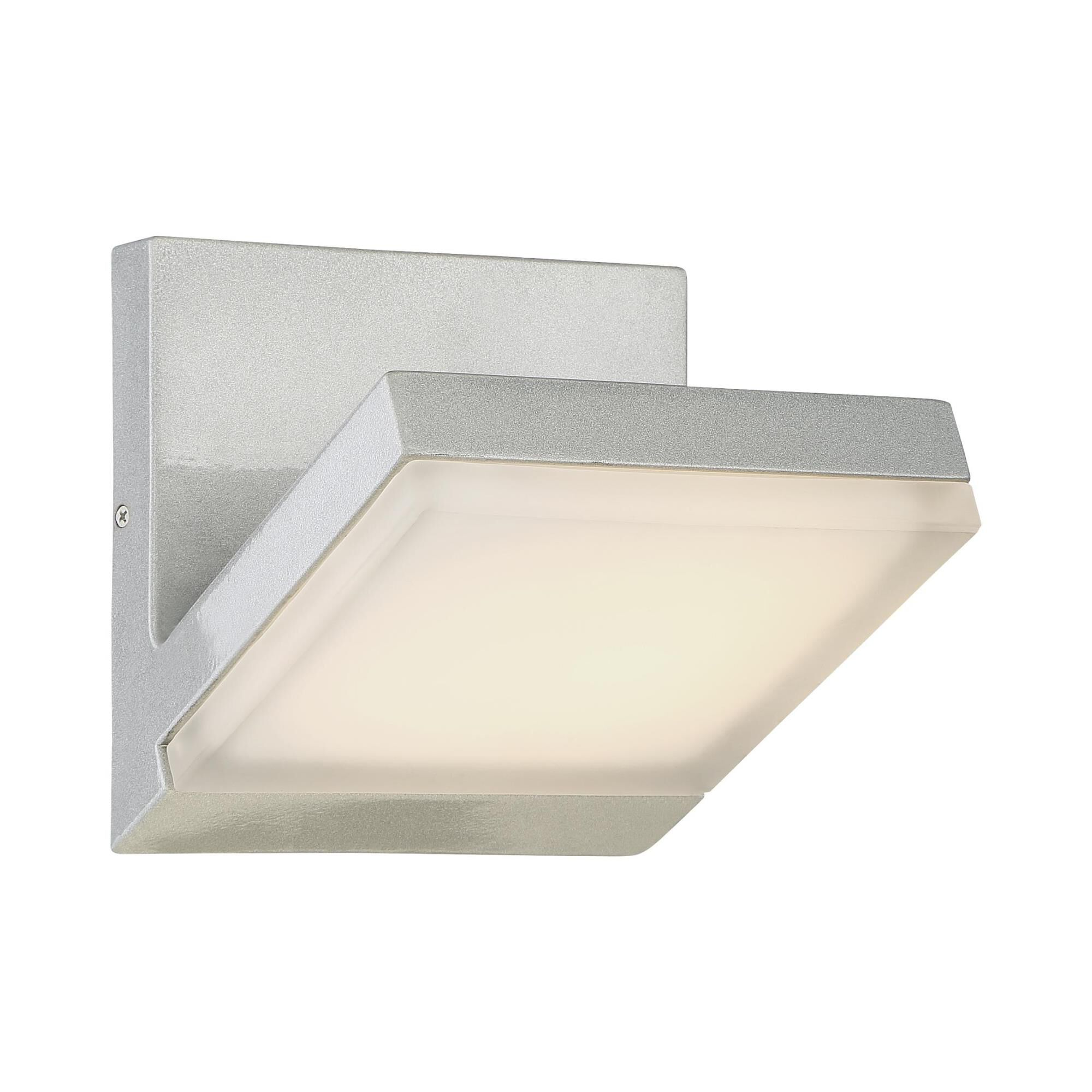 Kovacs Angle 6 Inch Tall 1 Light Led Outdoor Wall Light Angle - P1259-566-l - Transitional
