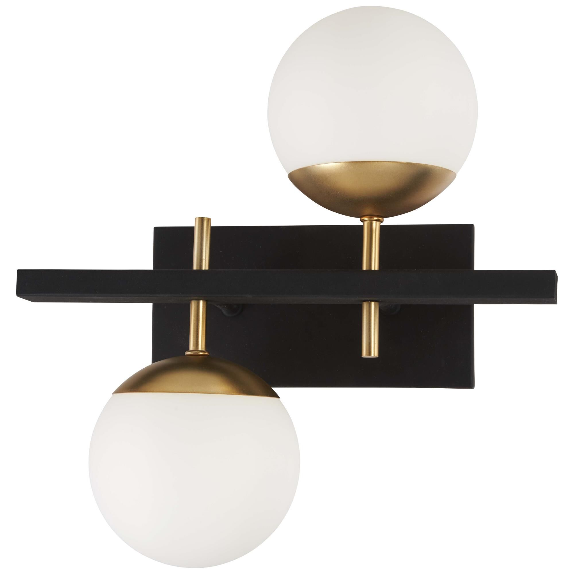 Kovacs Alluria 16 Inch 2 Light Bath Vanity Light Alluria - P1351-618 - Transitional