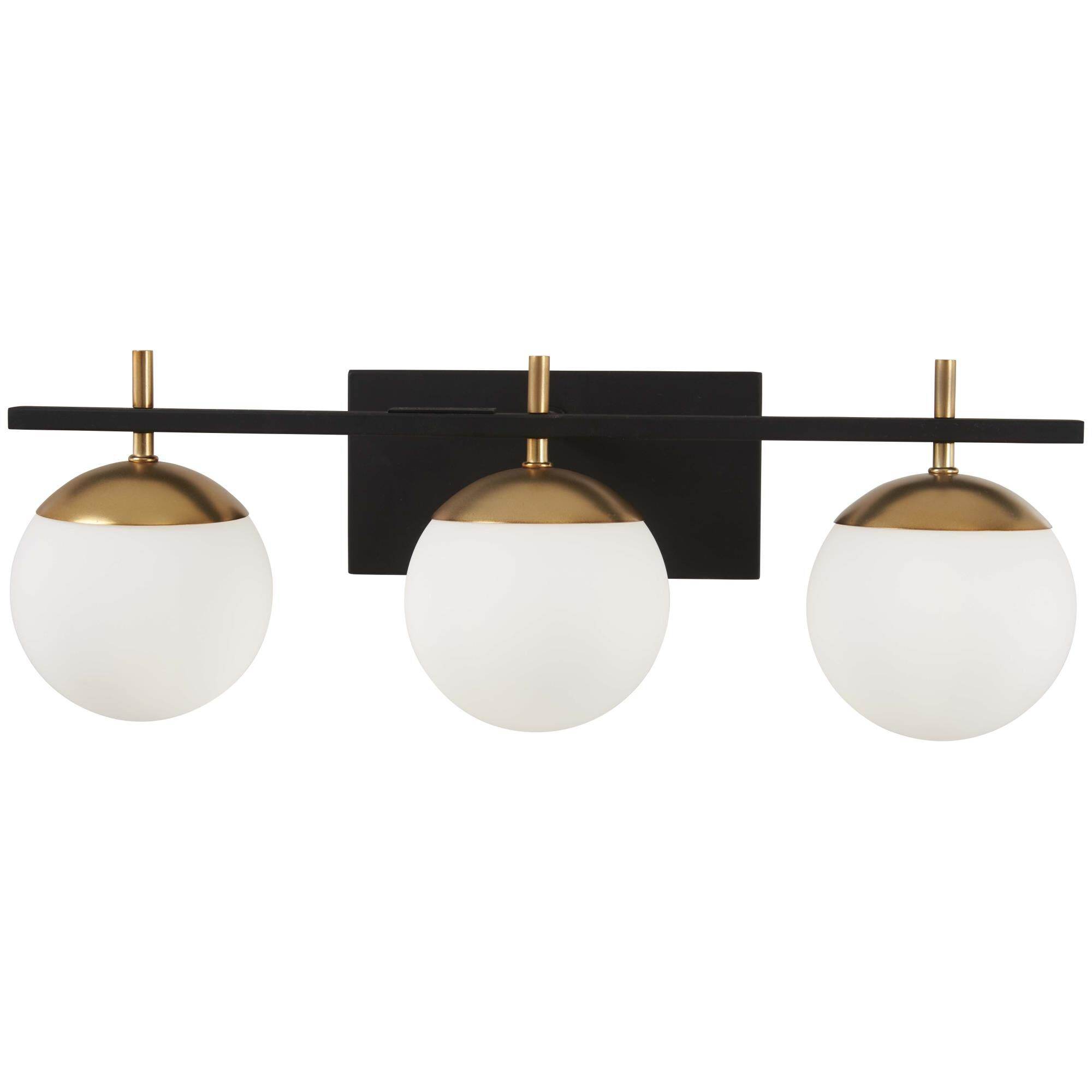 Kovacs Alluria 24 Inch 3 Light Bath Vanity Light Alluria - P1353-618 - Transitional