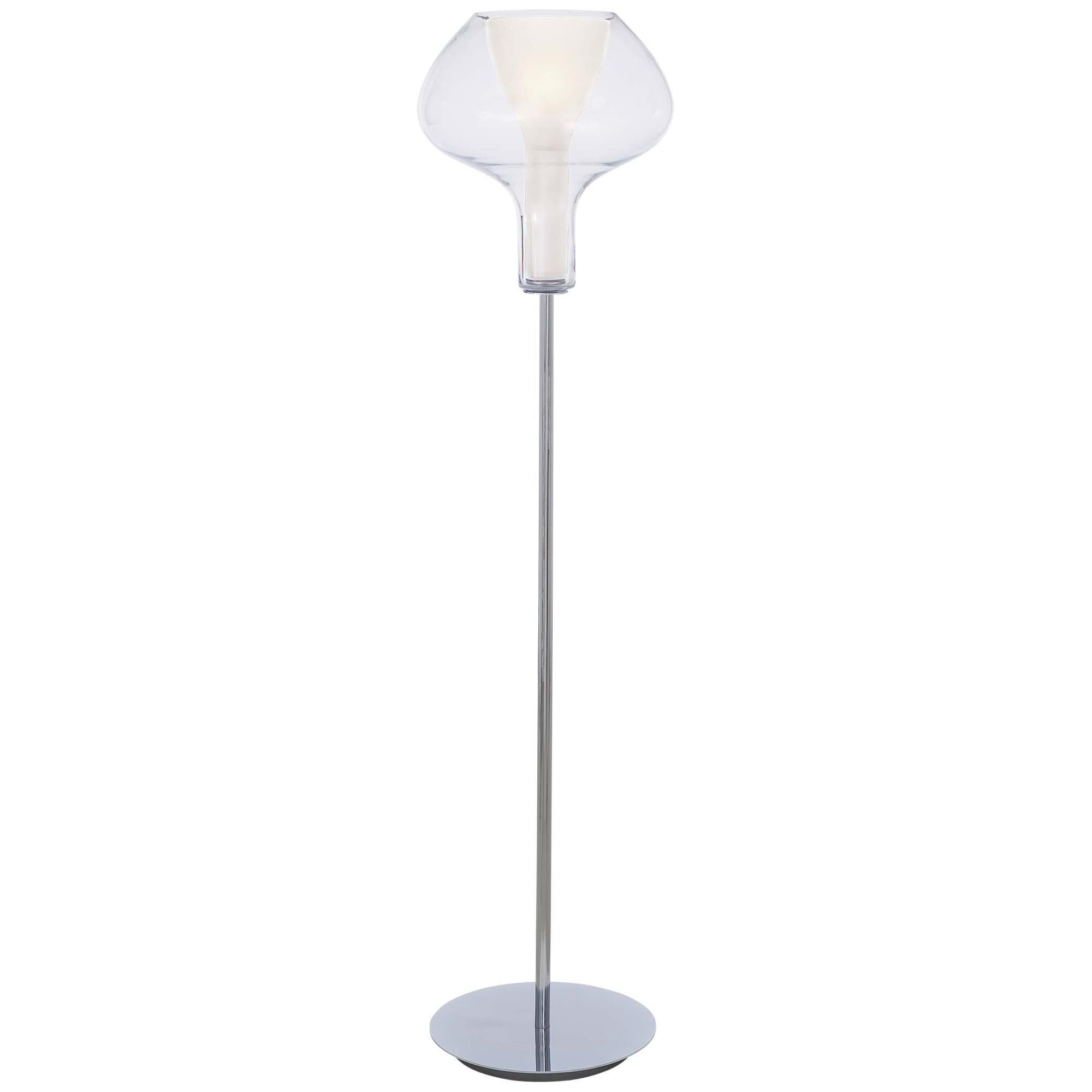 Kovacs Soft 70 Inch Torchiere Lamp Soft - P3808-077 - Modern Contemporary