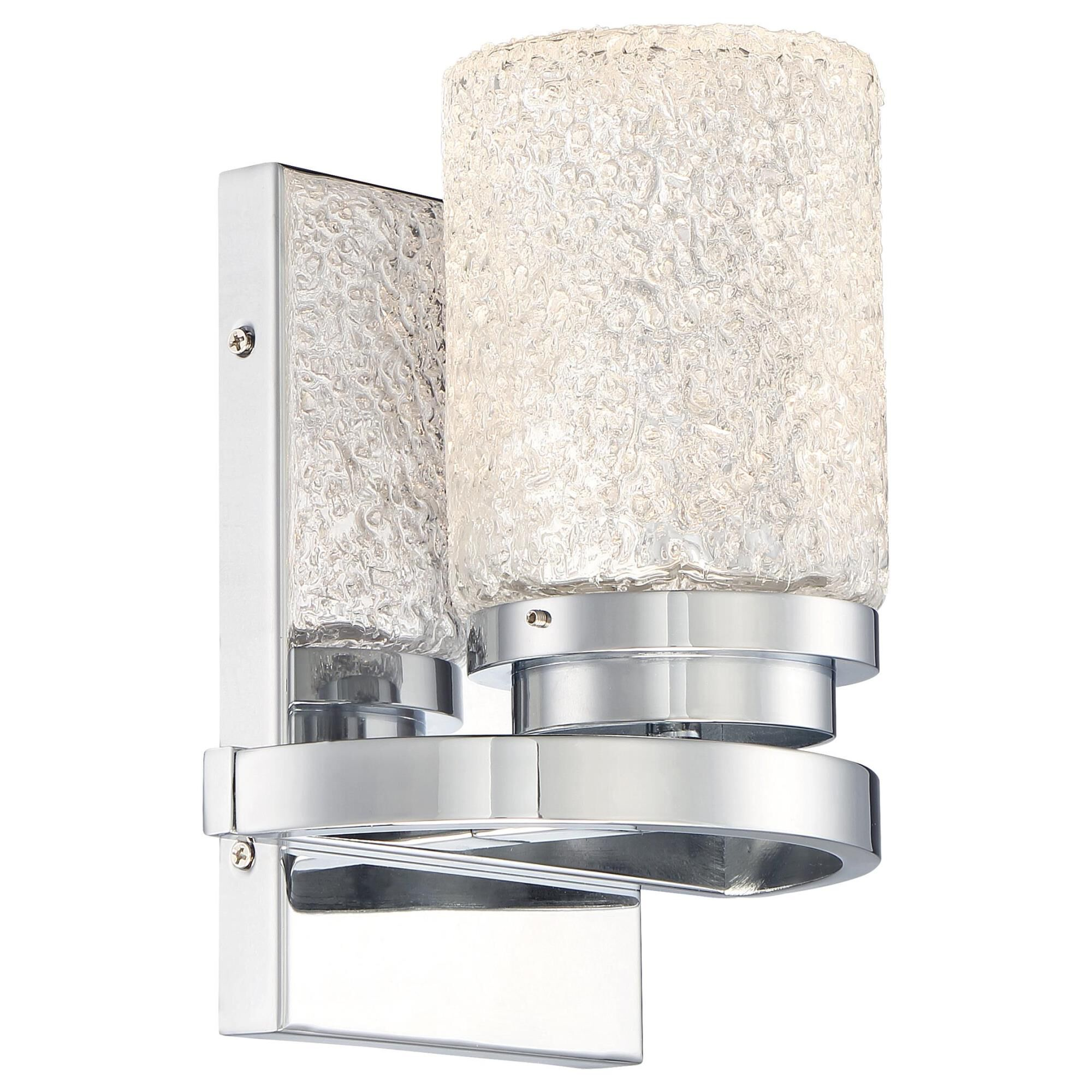 Kovacs Brilliant 9 Inch Led Wall Sconce Brilliant - P5321-077-l - Transitional