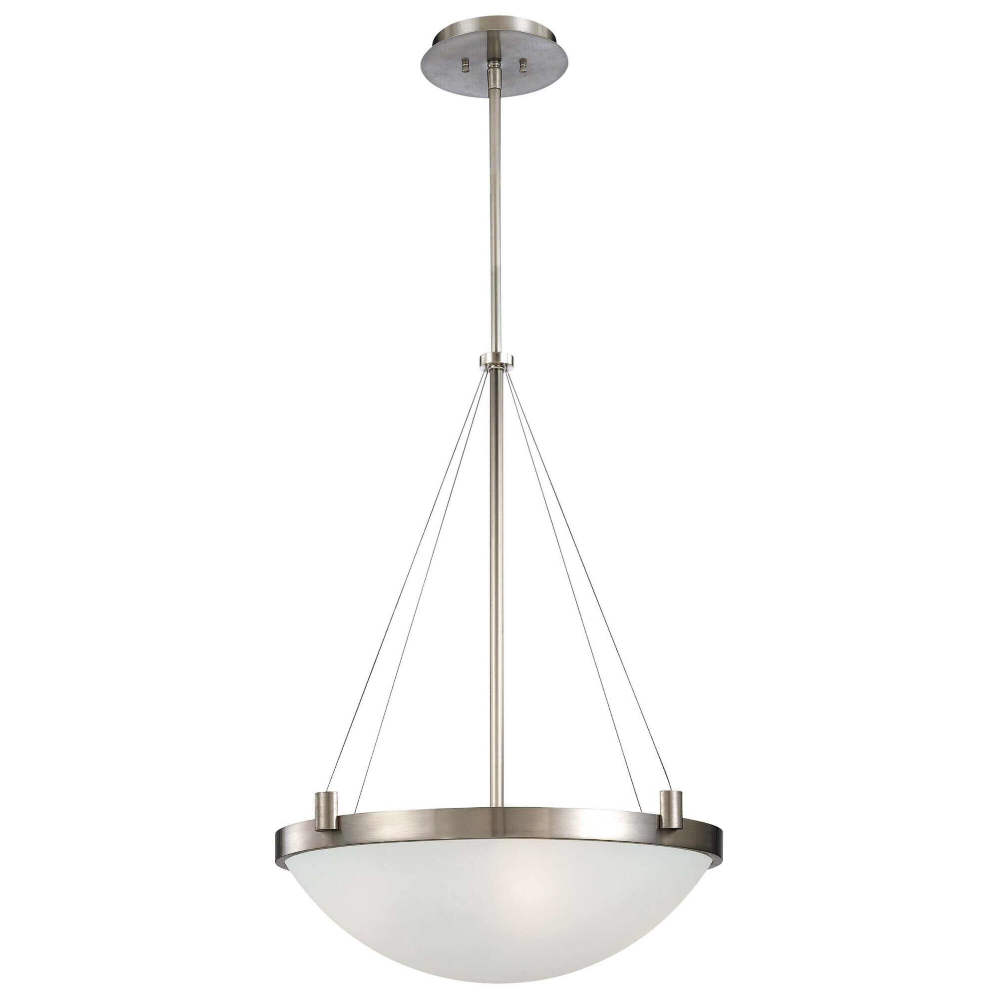 Kovacs Suspended 21 Inch Large Pendant Suspended - P592-084 - Transitional