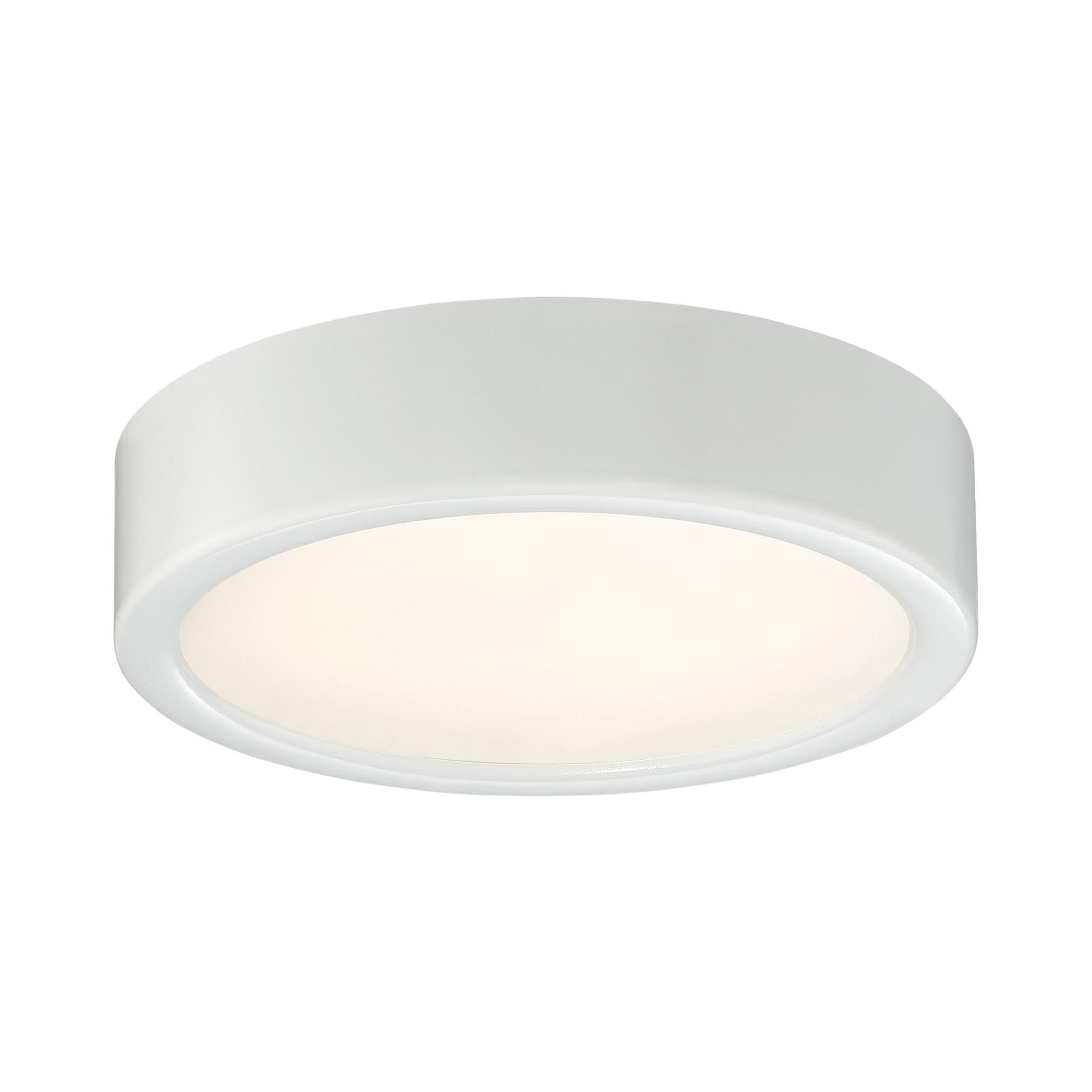 Kovacs 6 Inch 1 Light Led Flush Mount - P840-044-l - Transitional