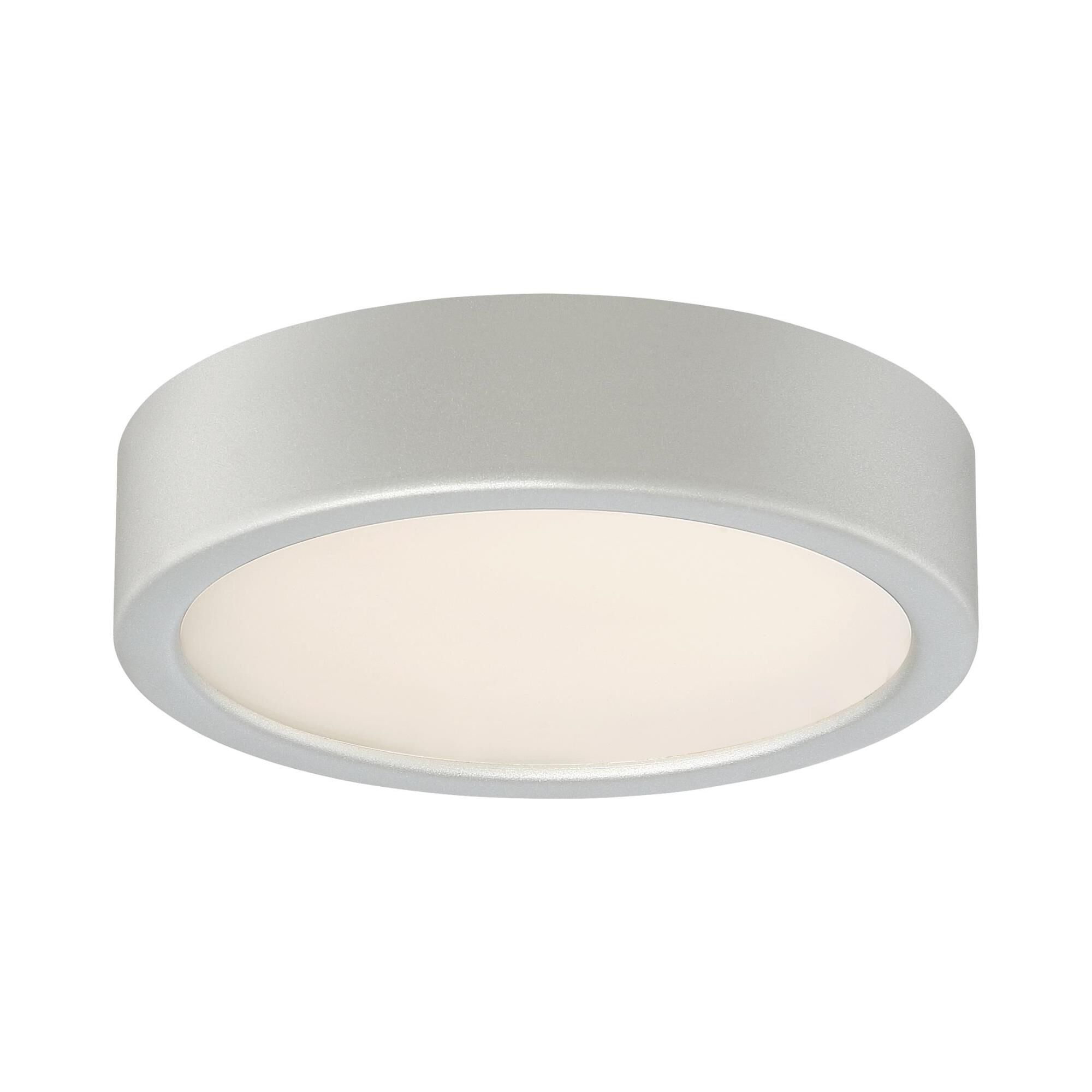 Kovacs 6 Inch 1 Light Led Flush Mount - P840-609-l - Transitional