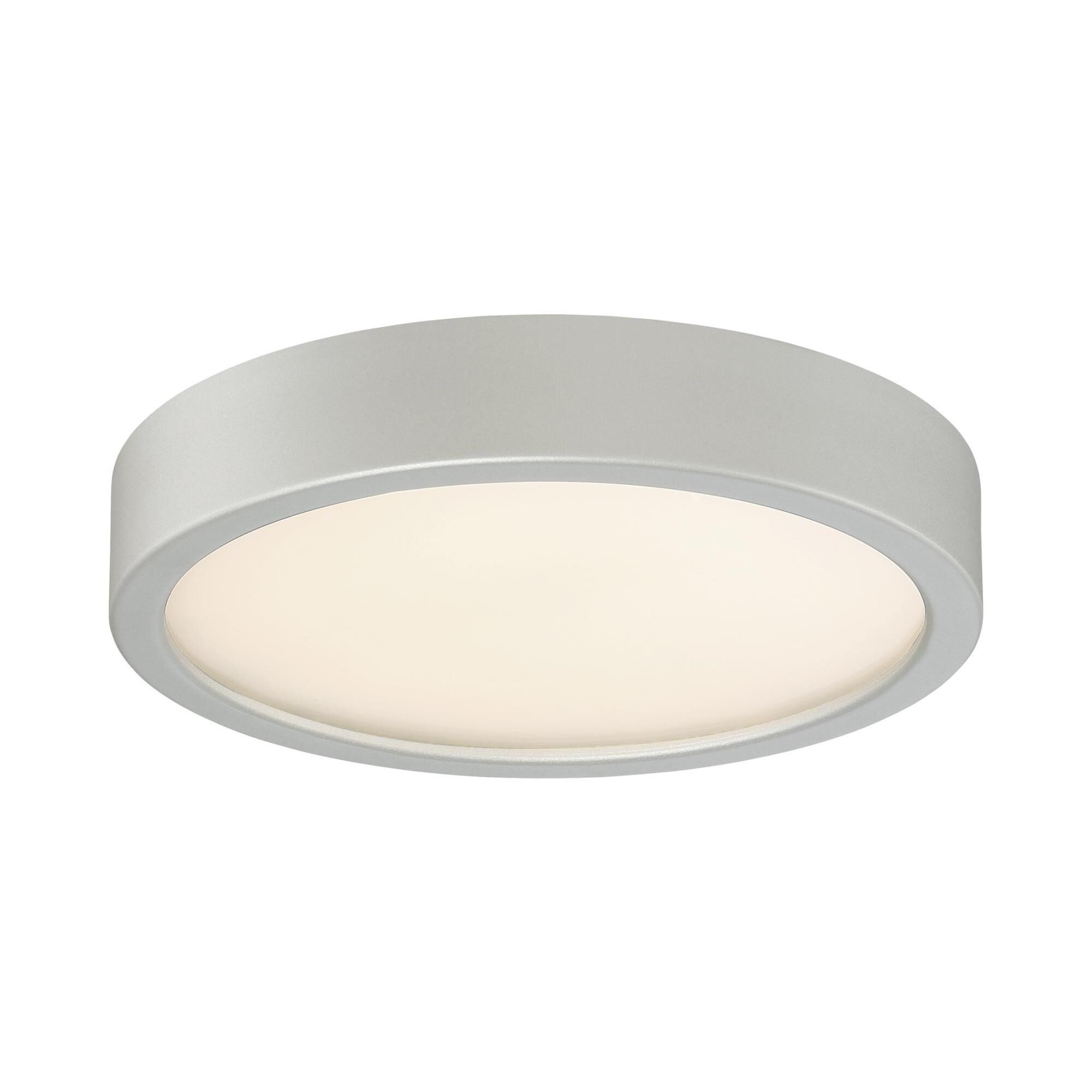 Kovacs 8 Inch 1 Light Led Flush Mount - P841-609-l - Transitional