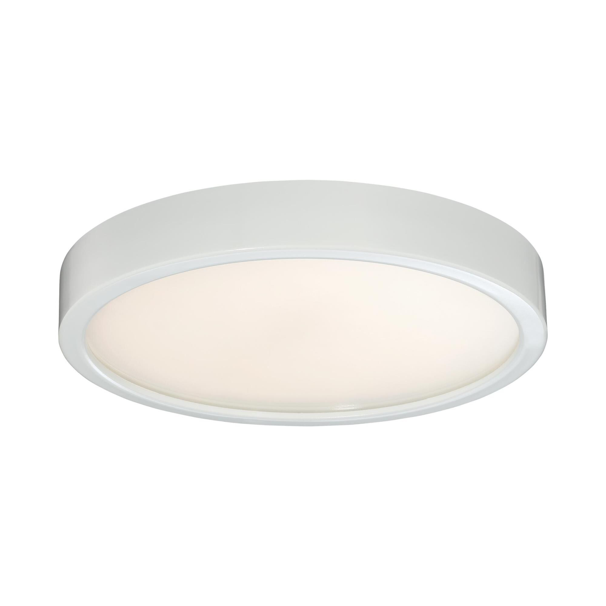 Kovacs 10 Inch 1 Light Led Flush Mount - P842-044-l - Transitional