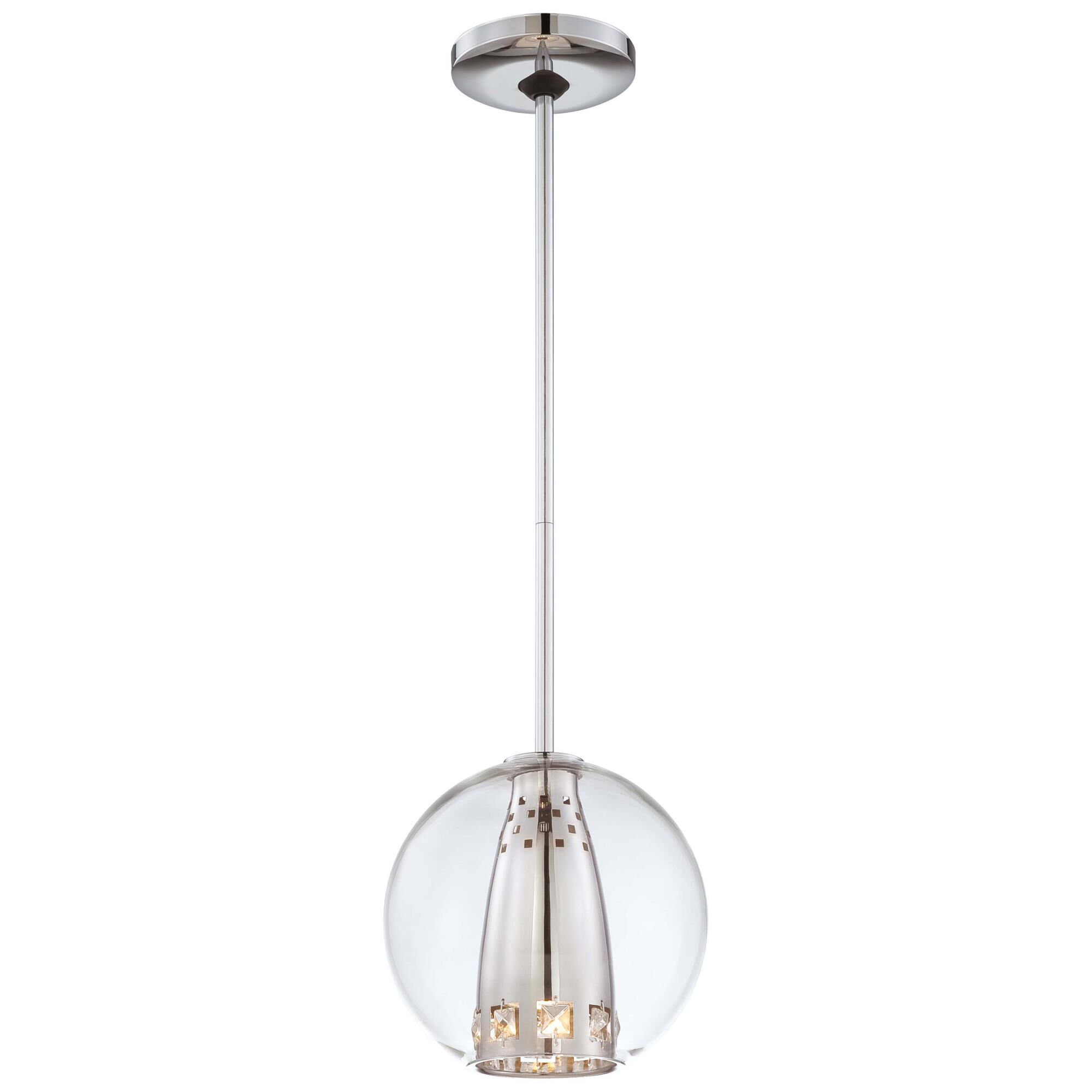 Kovacs Bling Bang 8 Inch Mini Pendant Bling Bang - P941-077 - Modern Contemporary