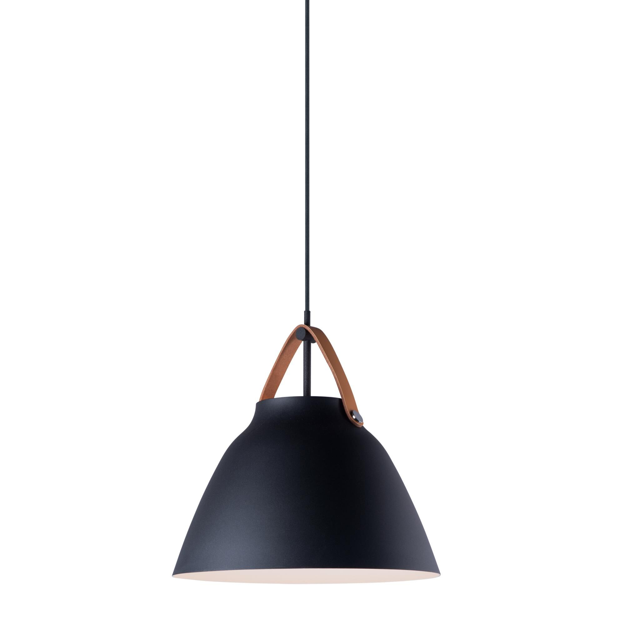 Maxim Lighting Nordic 14 Inch Mini Pendant Nordic - 11356TNBK - Modern Contemporary Mini Pendant