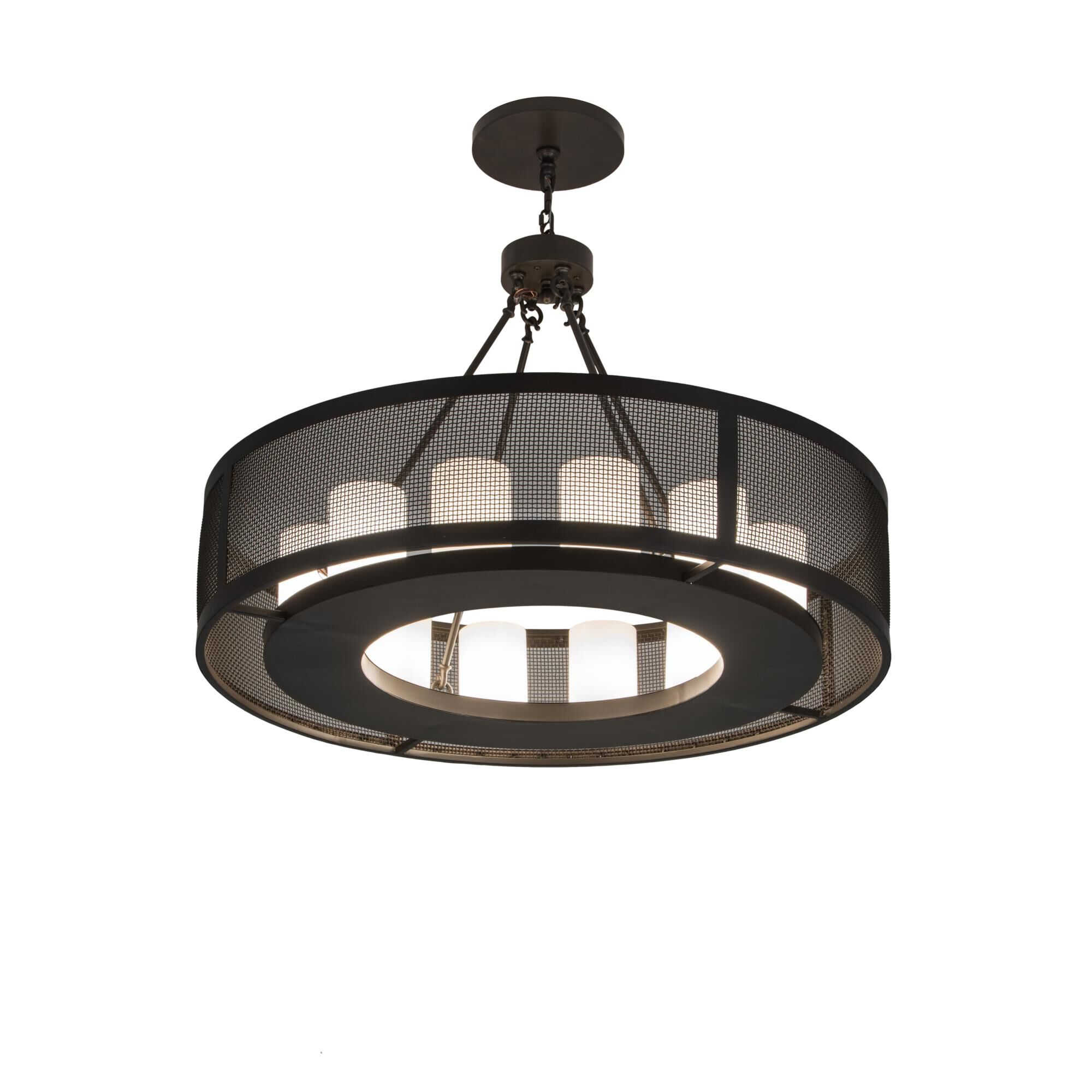 2nd Avenue Design Loxley 42 Inch 12 Light Chandelier Loxley 16234 4