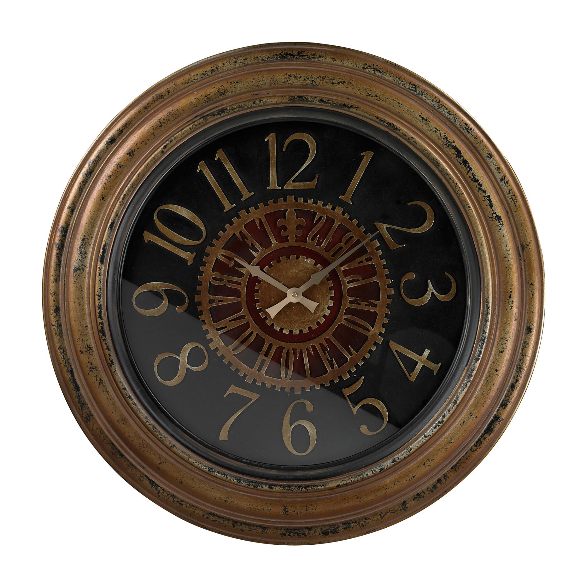 Sterling Industries Wall Clock - 130-003 - Traditional Wall Clock Sterling