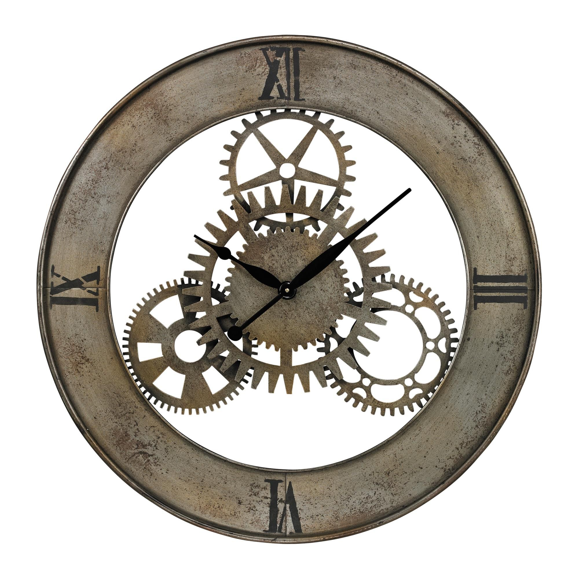 Sterling Industries Wall Clock - 26-8666 - Traditional Wall Clock Sterling