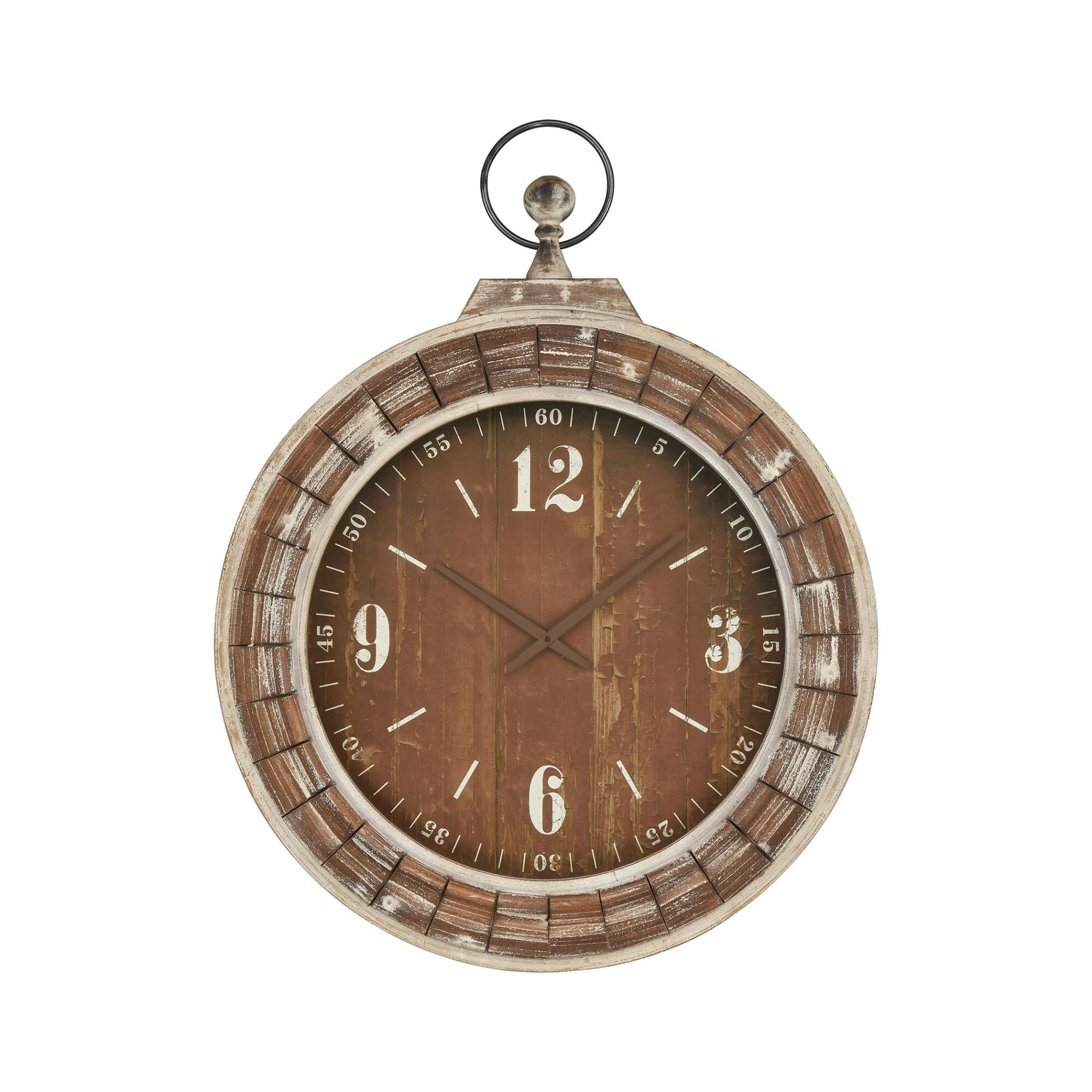 Sterling Industries Quartermaster Wall Clock Quartermaster - 3214-1014 -Traditional Wall Clock Sterling