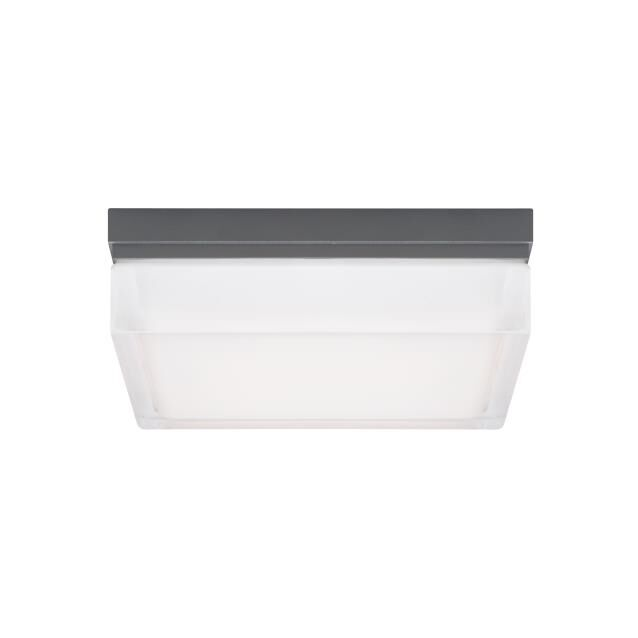 Tech Lighting Boxie 9 Inch Outdoor Flush Mount Boxie - 700OWBXL930H277 - Modern Contemporary