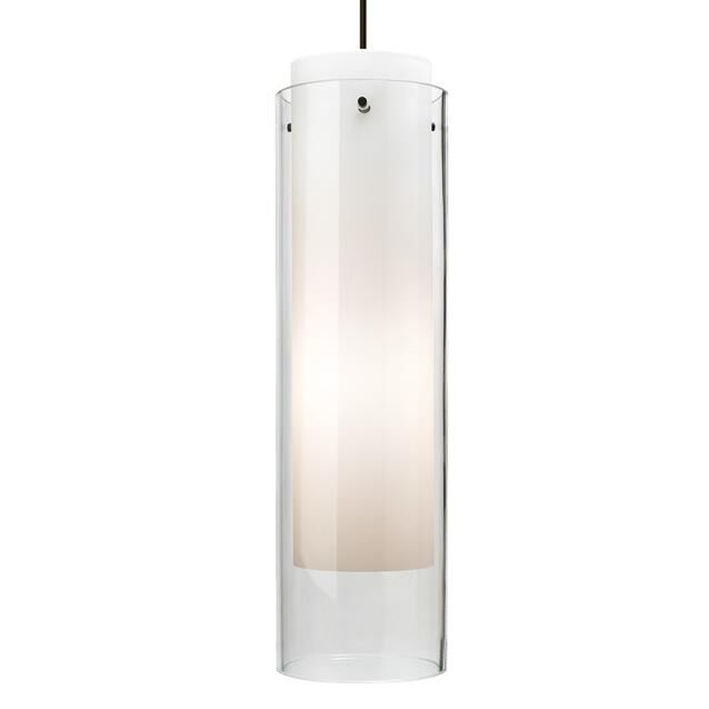 Tech Lighting Echo 5 Inch LED Mini Pendant Echo - 700TDECGPCS-LED927 - Modern Contemporary