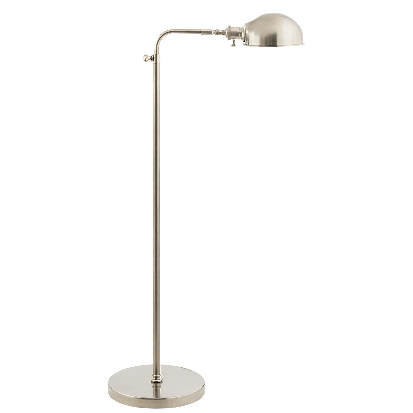 Visual Comfort and Co. Studio Vc Old Pharmacy Floor 36 Inch Reading Lamp Old Pharmacy Floor - S 1100AN - Transitional Reading Lamp