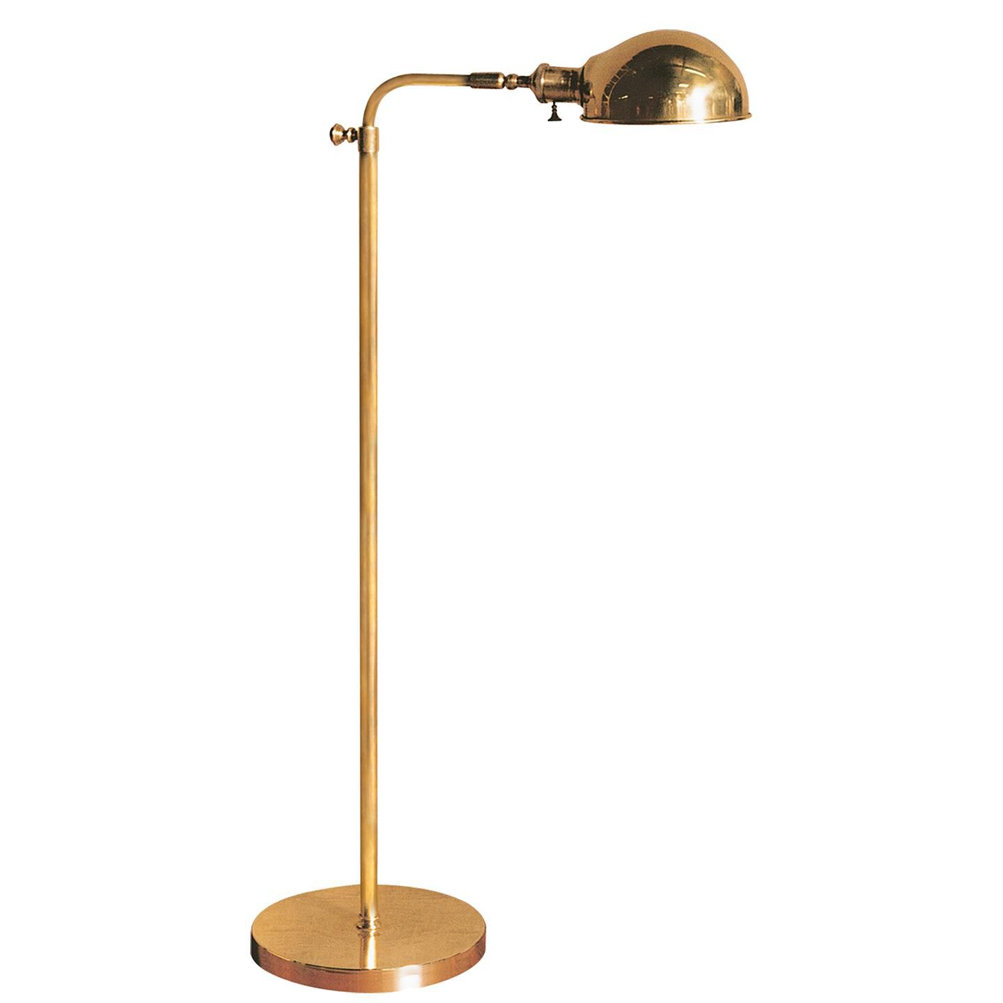 Visual Comfort and Co. Studio Vc Old Pharmacy Floor 36 Inch Reading Lamp Old Pharmacy Floor - S 1100HAB - Transitional Reading Lamp