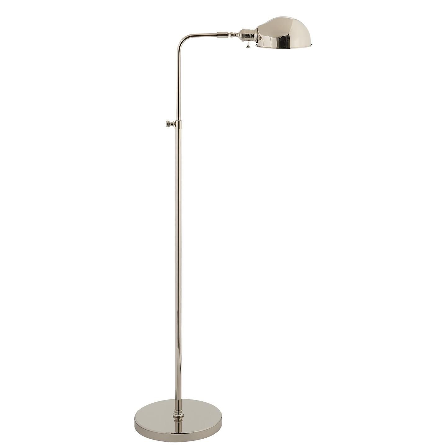 Visual Comfort and Co. Studio Vc Old Pharmacy Floor 36 Inch Reading Lamp Old Pharmacy Floor - S 1100PN - Transitional Reading Lamp