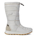 Ecco Women's Exostrike Gtx Tall Snow Boots (White)