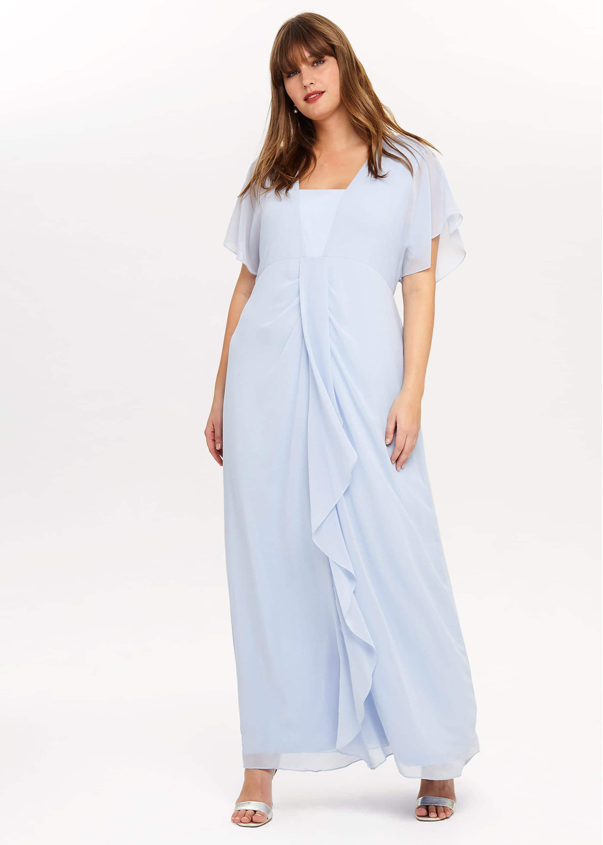 Studio 8 Olympia Maxi Dress, Blue, Maxi, Occasion Dress