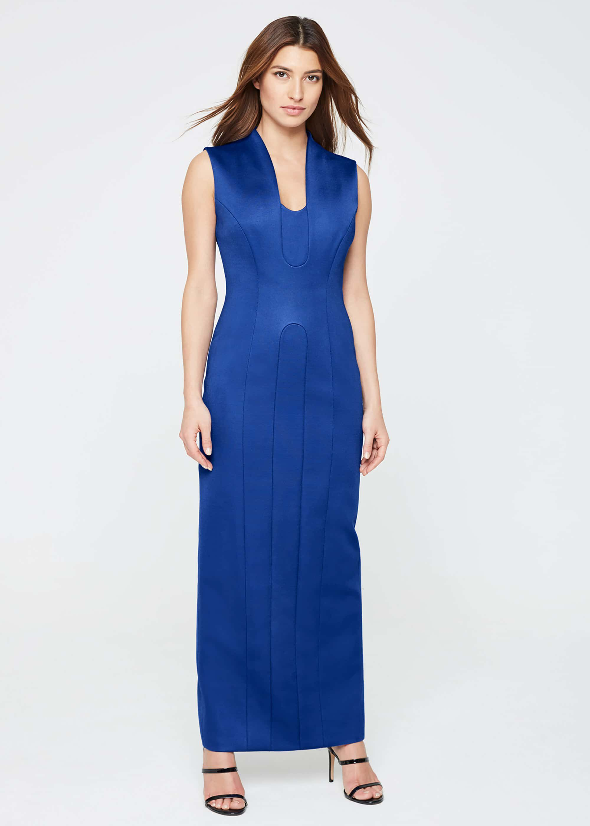 Damsel in a Dress Sophy Maxi Dress, Blue
