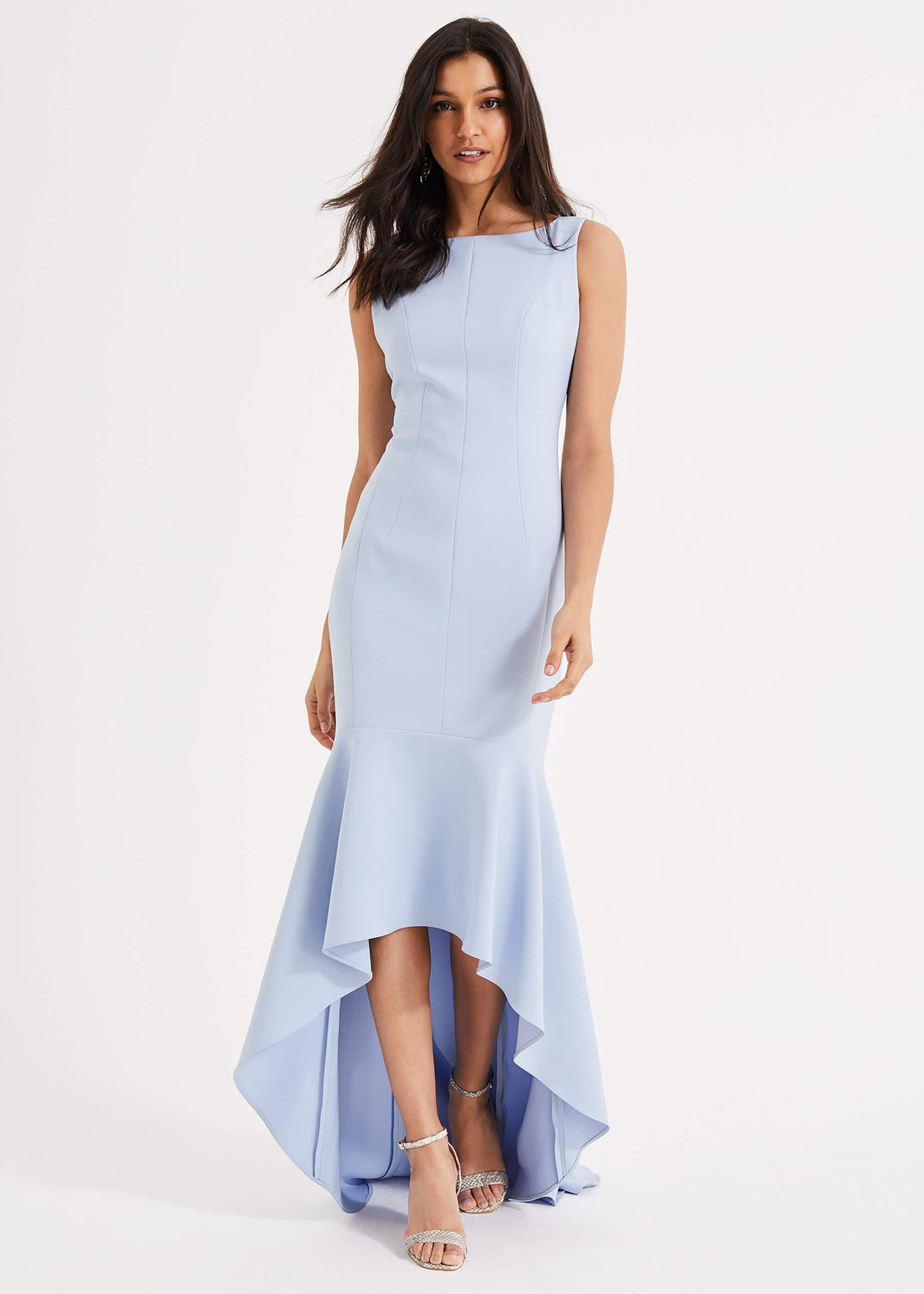 Damsel in a Dress Leela Maxi Dress, Blue