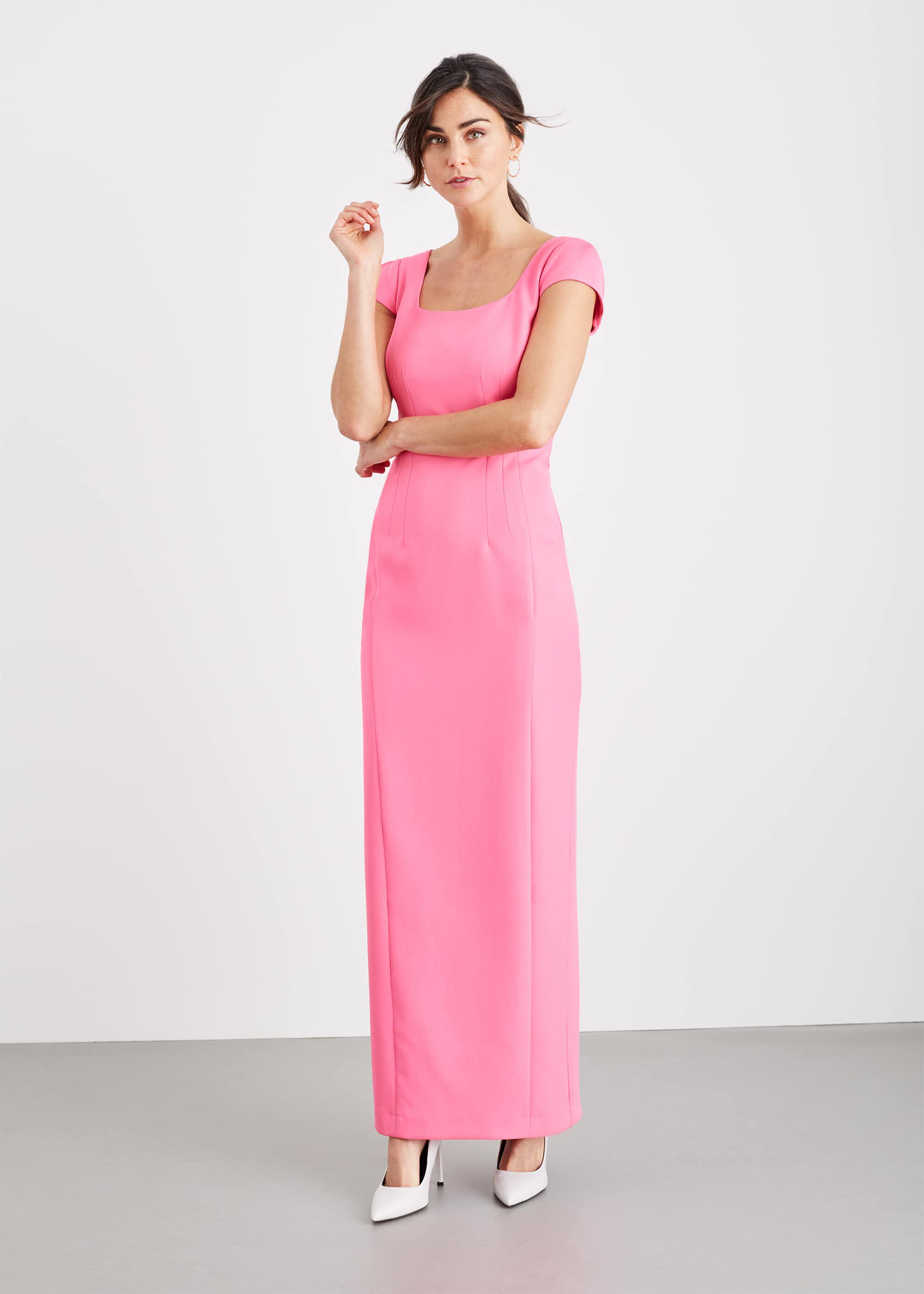 Damsel in a Dress Sheridan Maxi Dress, Pink