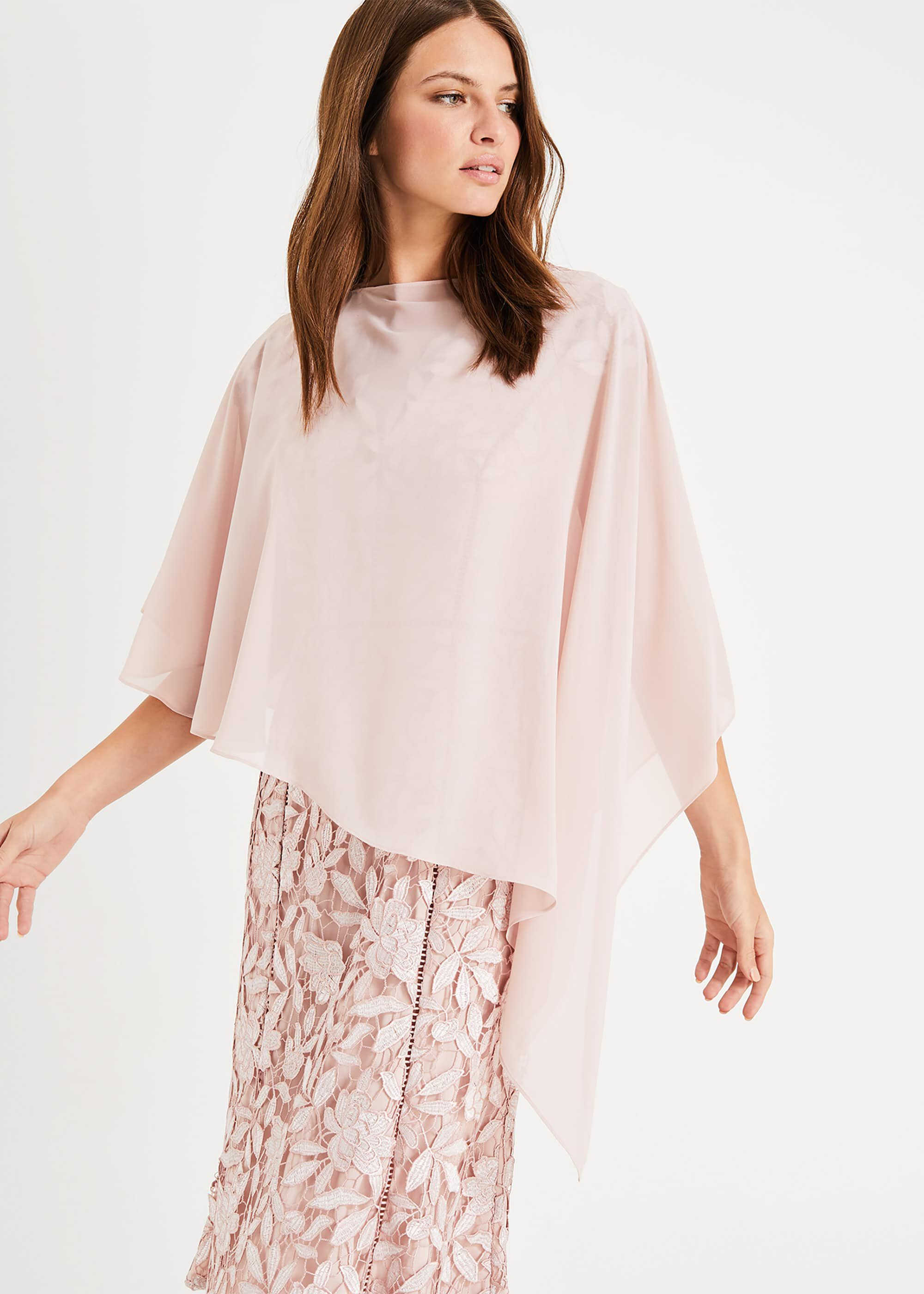 Phase Eight Sinead Cover Up, Pink, Wrap