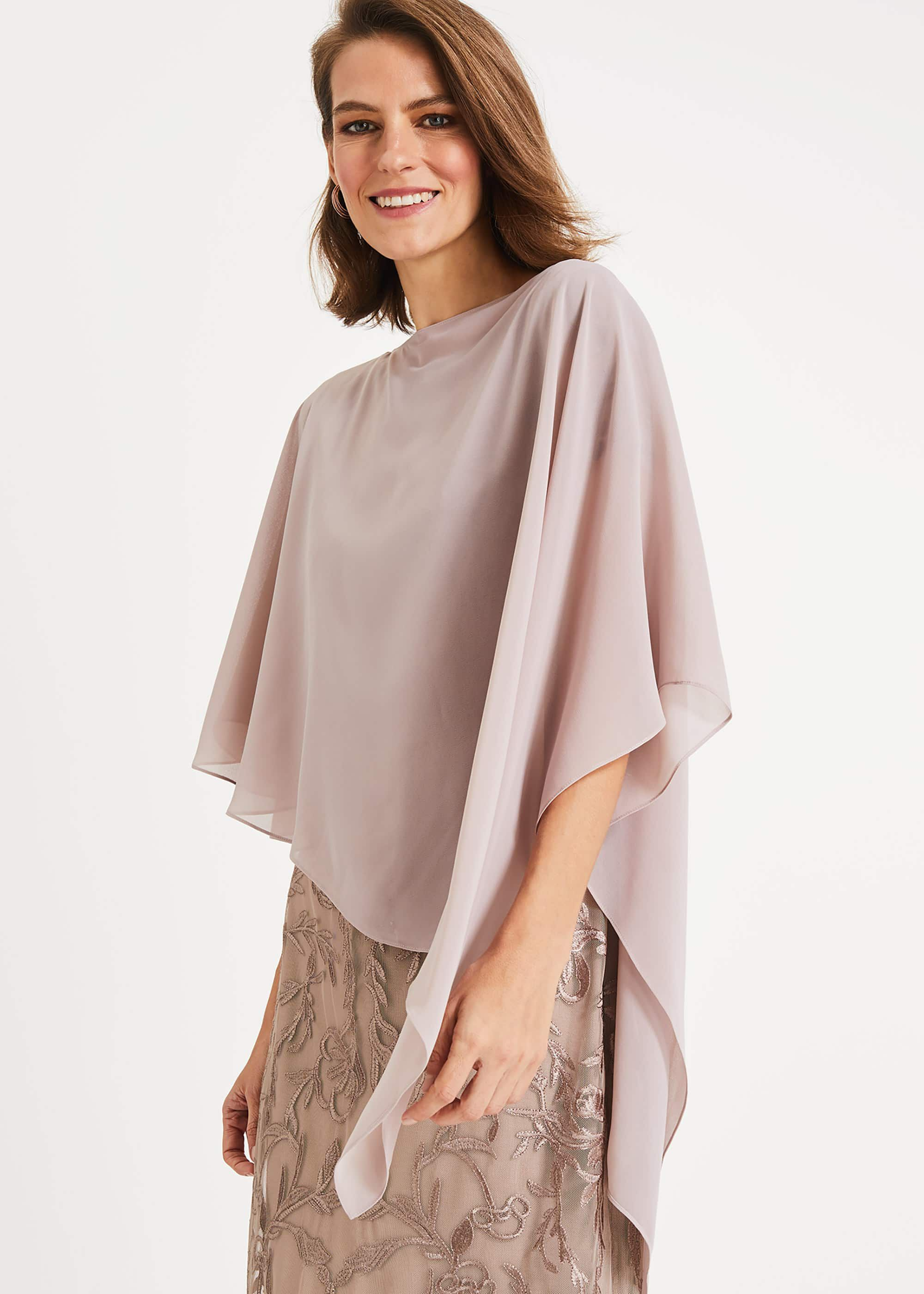 Phase Eight Sinead Cover Up, Brown, Wrap