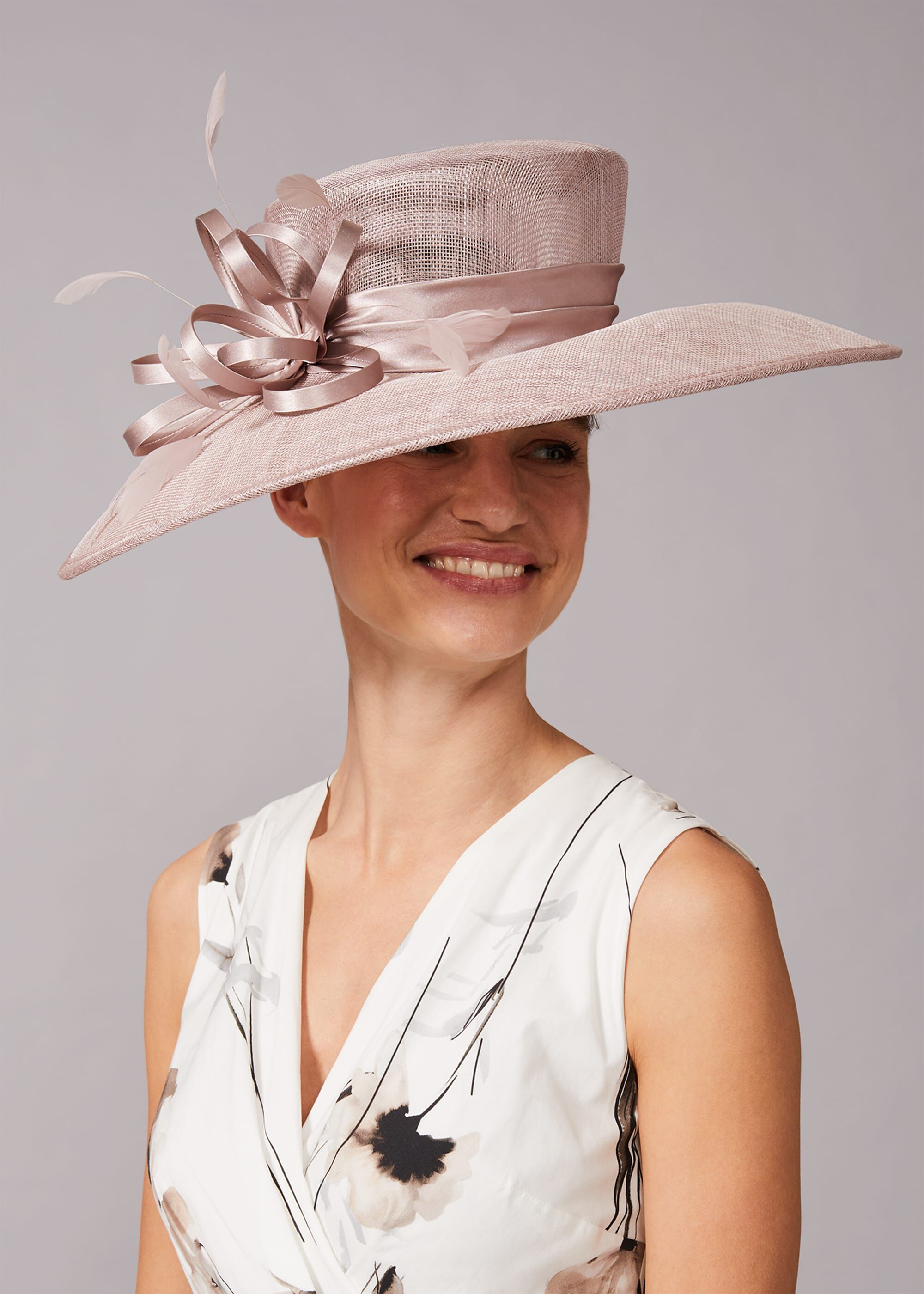 Phase Eight Mari-Ann Hat, Neutral, Hat