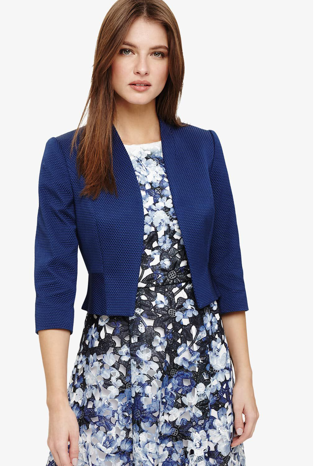 Phase Eight Yani Jacket, Blue