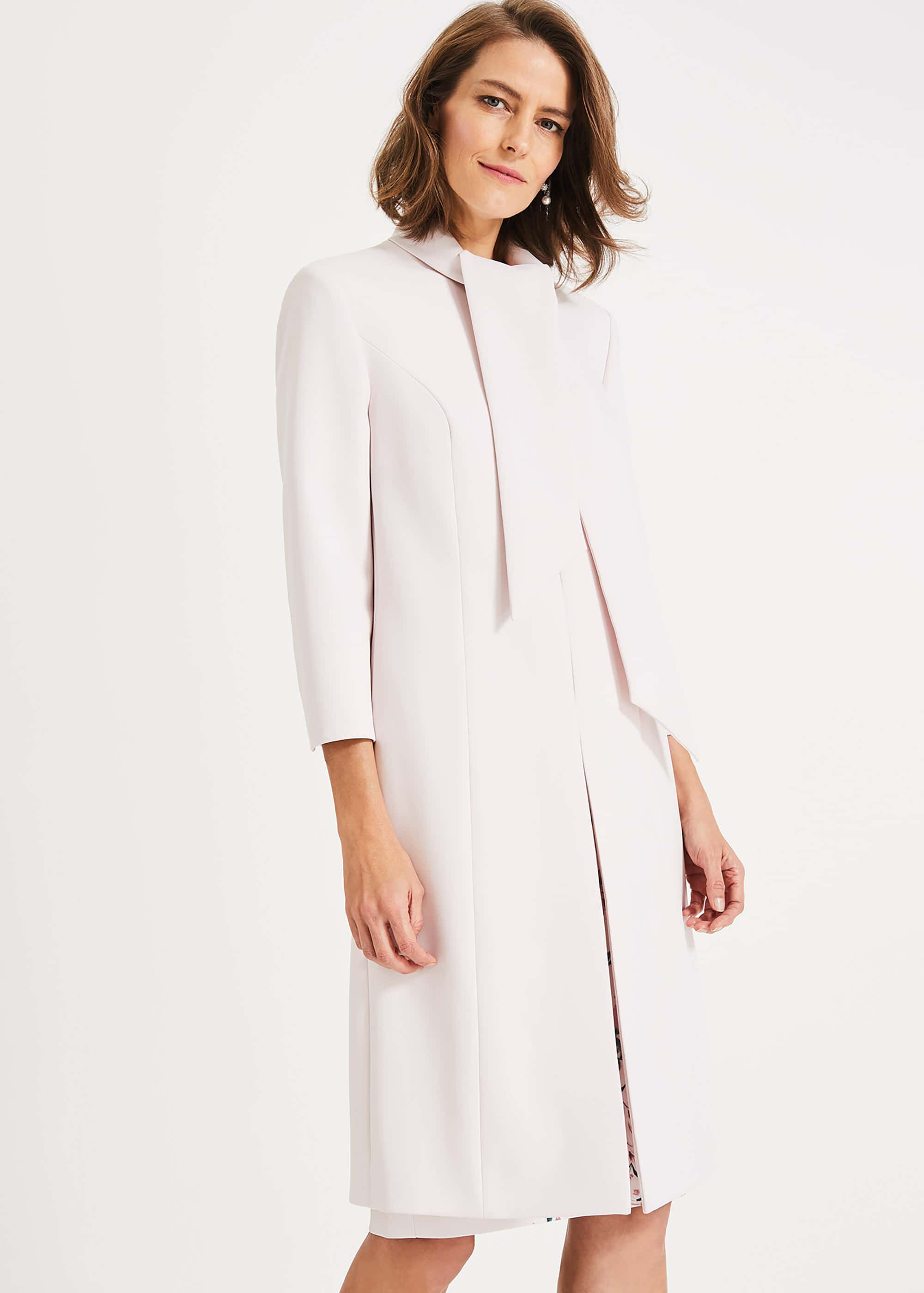 Phase Eight Colleen Coat, Pink