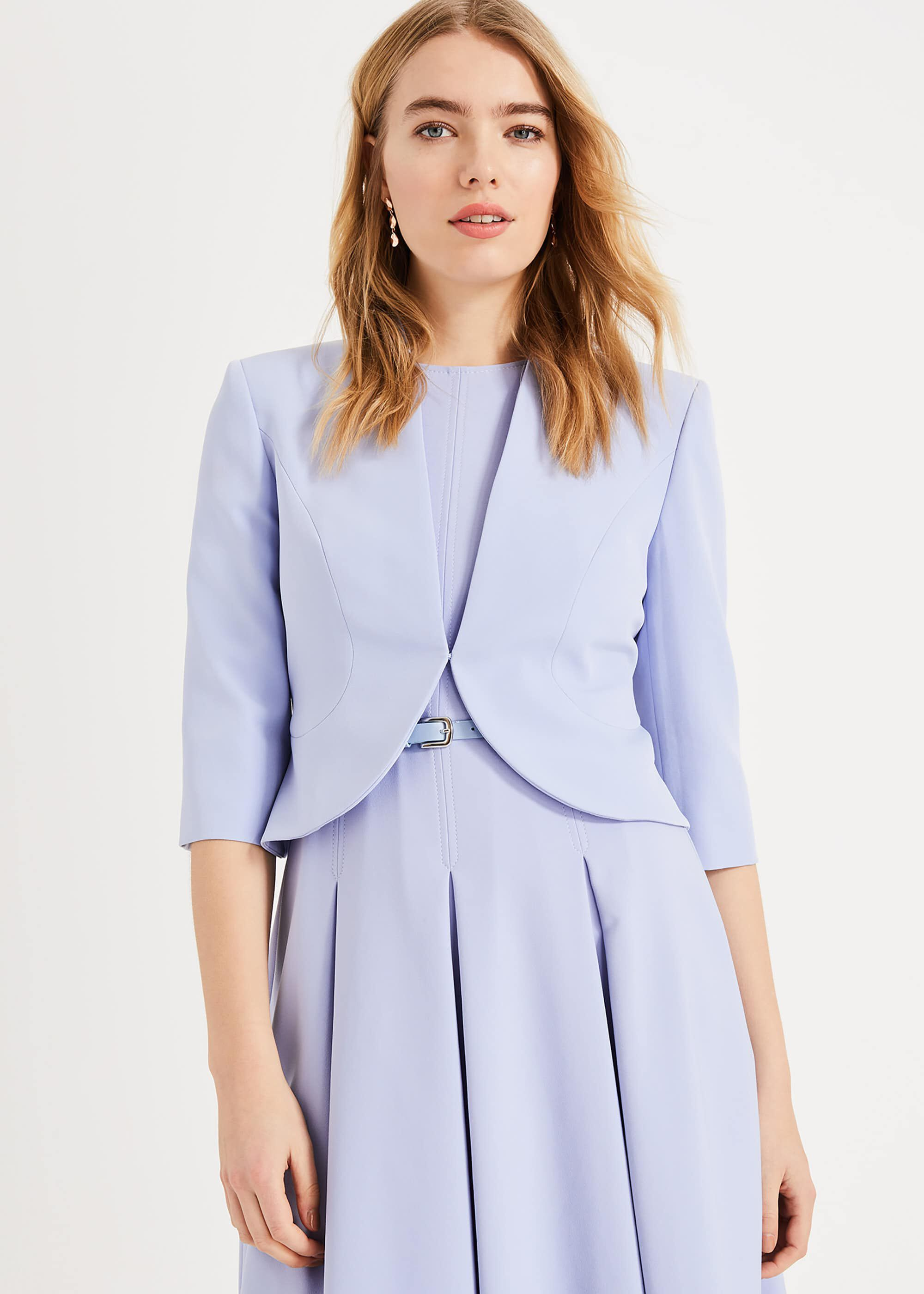 Phase Eight Tammy Jacket, Blue