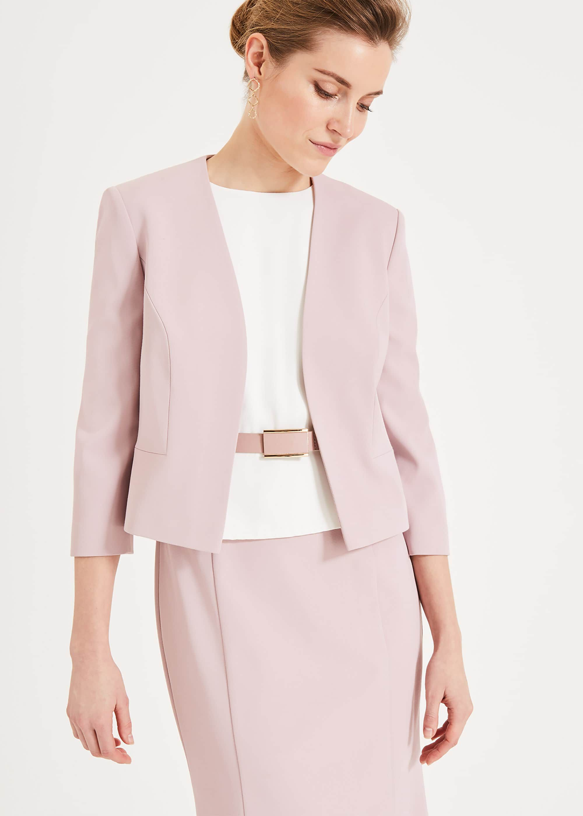 Phase Eight Jemima Jacket, Pink