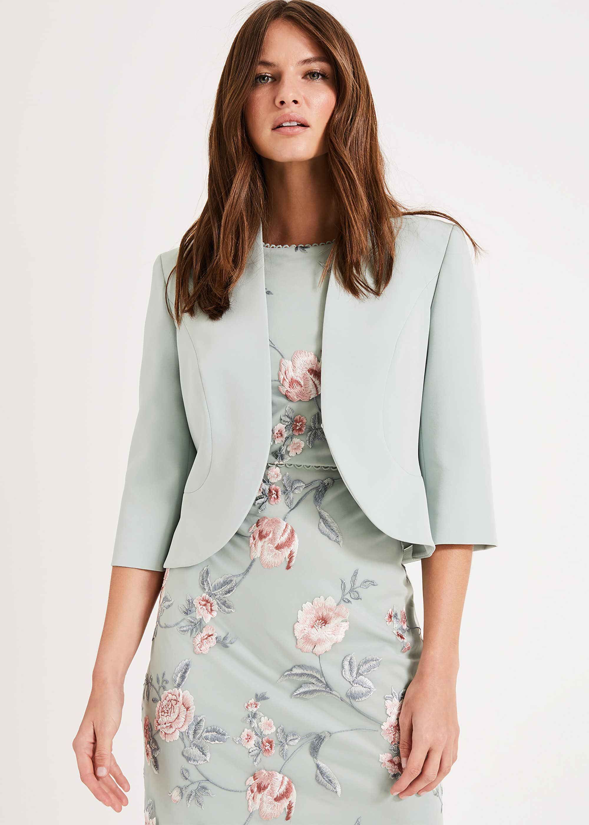 Phase Eight Tammy Jacket, Green
