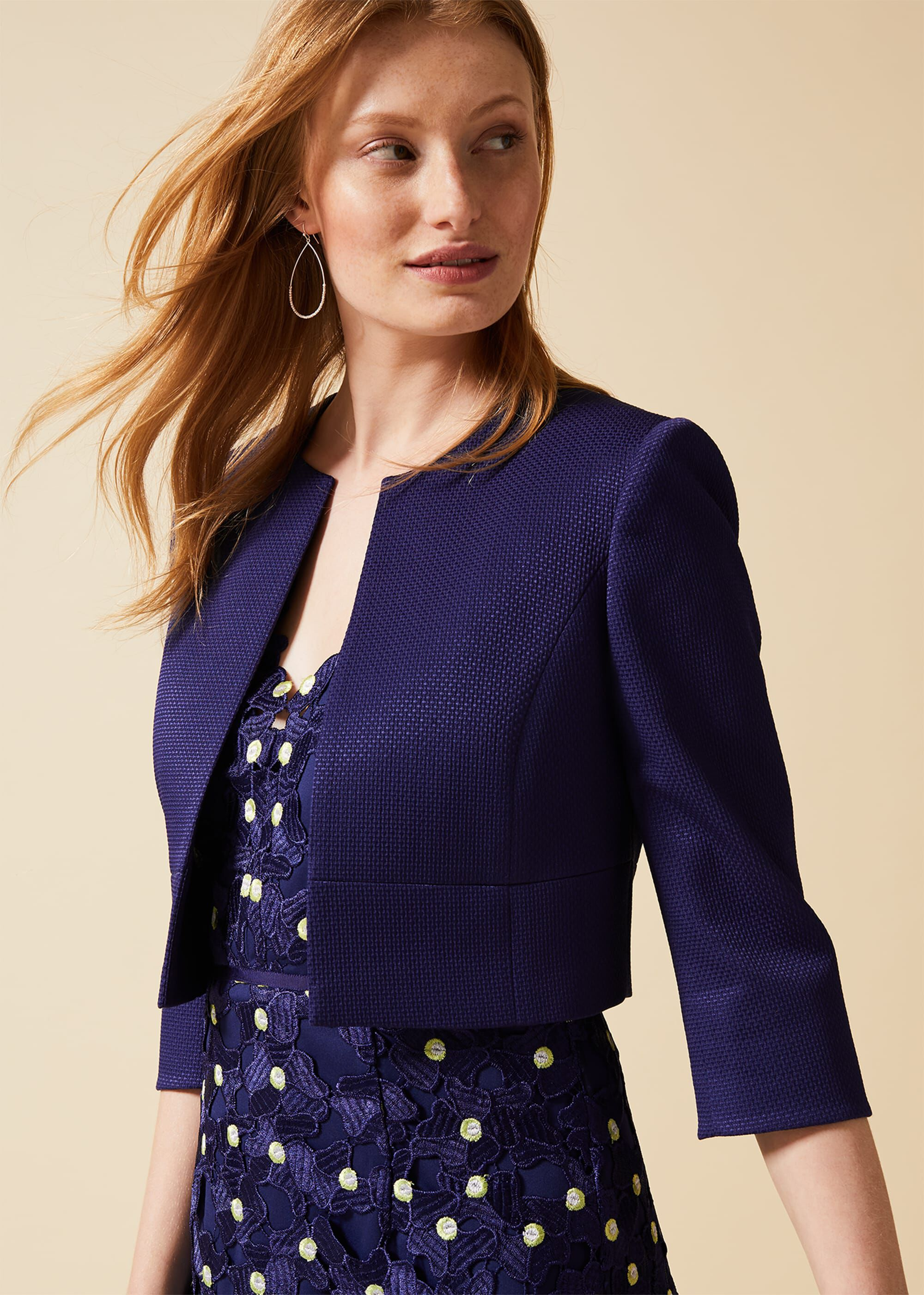 Phase Eight Tara Jacket, Purple